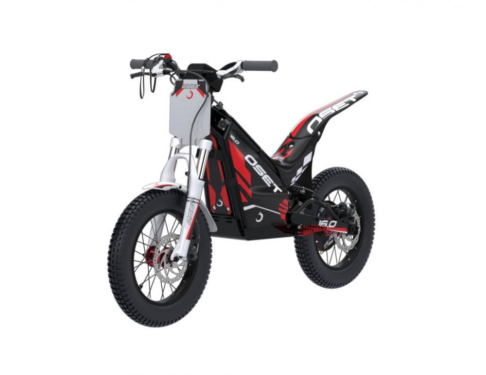 16 0 Eco Oset Electric Bikes Trials Dirt Motocross