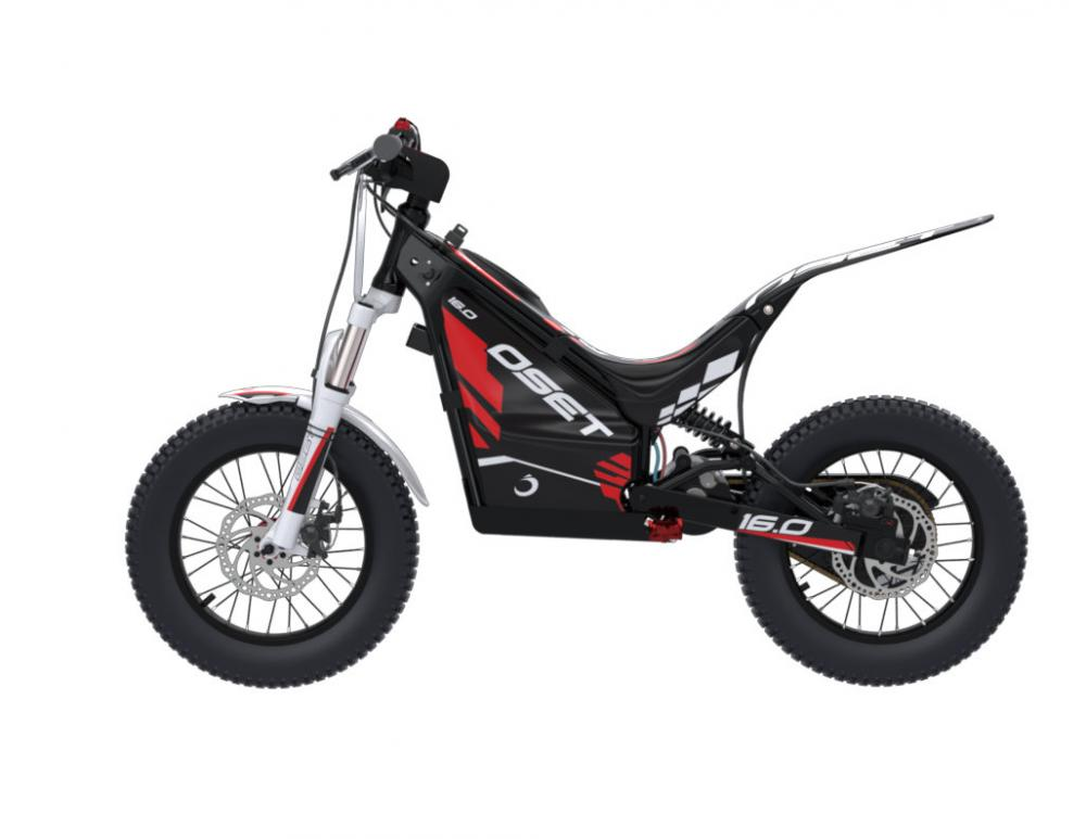 16 0 Eco Oset Electric Bikes Trials Dirt Motocross Electric Motorcycles For Kids Aged 3 To Adults