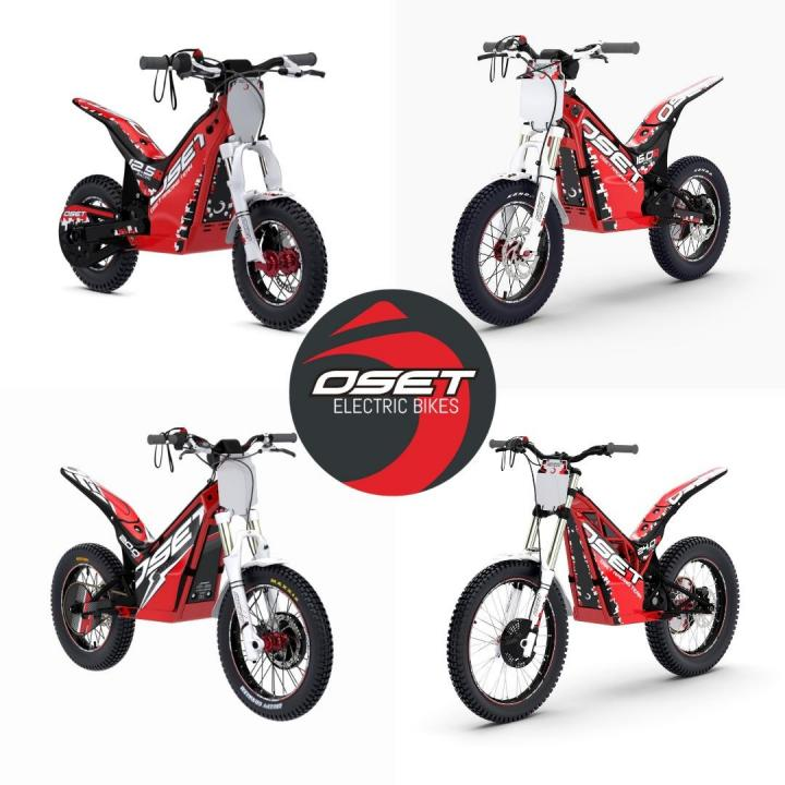 The worlds leading electric motorcycle for kids (and big kids!!) Trails, off road, motocross and enduro - you can do it all on an OSET ⚡🤘❤️ . . No hot parts, no fuel, very little maintenance and virtually silent. Find your nearest OSET dealer: www.osetbikes.com . . .